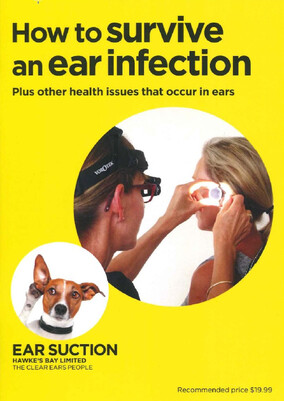 How to survive an ear infection - Ear Suction Hawke's Bay